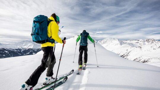 Le ski de randonnée: Combloux élue meilleure station