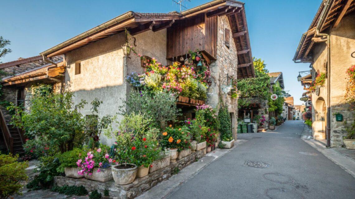 Visiter Yvoire, un des plus beaux villages de France